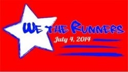 """WE THE RUNNERS"" IS THE PERFECT START TO JULY 4TH 