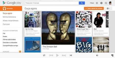Agora você pode enviar gratuitamente até 50.000 músicas para o Google Play Música | Palpi Music | Scoop.it