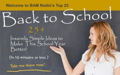 What Elements of 20th Century Pedagogy Are Relevant In 21st Century Teaching? - BAM! Radio Network | 21st Century Classroom | Scoop.it