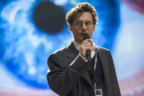 """""""Transcendence"""" and Hollywood's bizarre techno-idiocy - Salon 