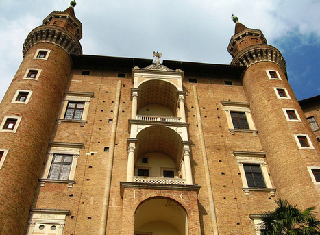 Urbino: A secret Italian hilltop town | Le Marche another Italy | Scoop.it