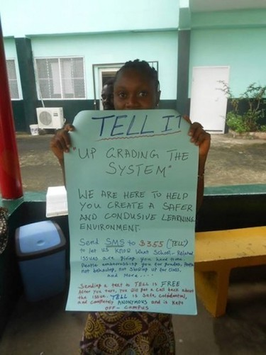 Breaking the Silence: SMS Helps Liberian Schools to Improve Education | African News | Scoop.it