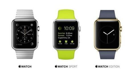Apple watch smartwatch - Techno Gala   Electronics news   Scoop.it