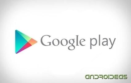 La nueva Google Play vendrá con diseño Android L | Androideas | Scoop.it