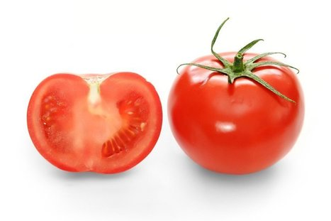 Tomatoes get boost in growth, antioxidants from nano-sized nutrients - ScienceBlog.com   Science   Scoop.it