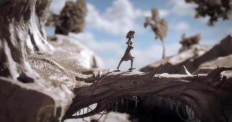 Design & graphisme par Geoffrey Dorne » Le premier film imprimé en 3D! | Les espaces publics numériques du Chesnay | Scoop.it