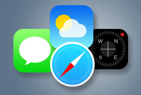 It's the little things: What we like and don't like in iOS 7 | Macworld | Educational Technology - Yeshiva Edition | Scoop.it