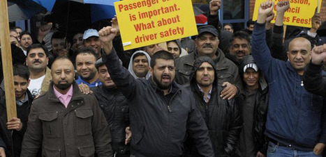 Birmingham taxi drivers threaten to bring city to a standstill | Race & Crime UK | Scoop.it