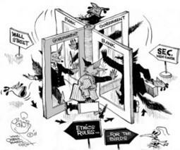 SEC's Revolving Door: Who Will Regulate the Regulators?   FBI & IRS Rifling Through Your Virtual Communications?   Scoop.it