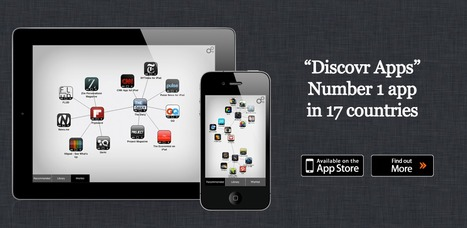 About Discovr app for music/finding new apps/visual seach engine   Visual*~*Revolution   Scoop.it