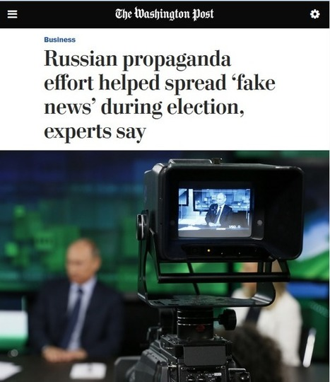 Why Are Media Outlets Still Citing Discredited 'Fake News' Blacklist?   Journalisme en développement   Scoop.it