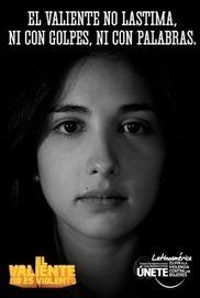 """La Campaña ÚNETE lanza """"El Valiente No Es Violento"""" dirigida a las y los jóvenes de América Latina y El Caribe ~ Unetelac Español   Comunicando en igualdad   Scoop.it"""