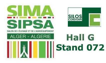 We'll be showcasing at SIMA-SIPSA, Algeria from 4 to 7 October | Grain Storage Trends and Innovations Worldwide | Scoop.it