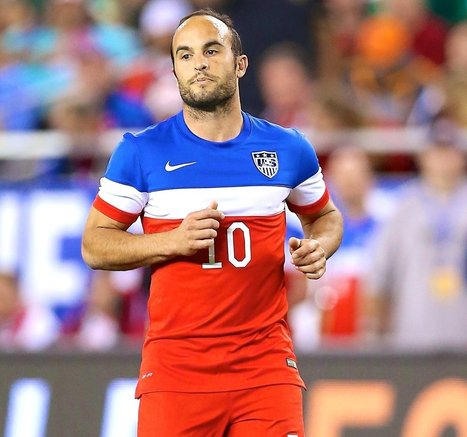 USA World Cup Roster 2014: Final 23-Man Squad and Starting 11 Projections - Bleacher Report | BrazilWorldCup | Scoop.it