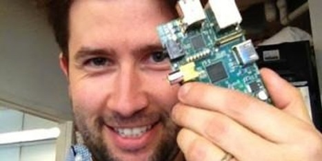Meet Matt Richardson, Raspberry Pi Foundation & Make: Author | Raspberry Pi | Scoop.it
