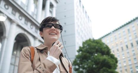 Sony to release smartglasses, Apple may enter VR market | Low Power Heads Up Display | Scoop.it