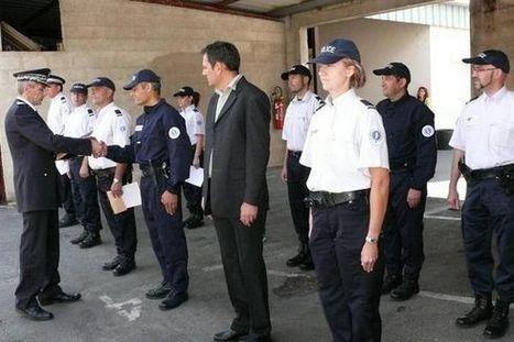 Nouvelle République : Hommage à la bravoure des policiers - distinction | ChâtelleraultActu | Scoop.it