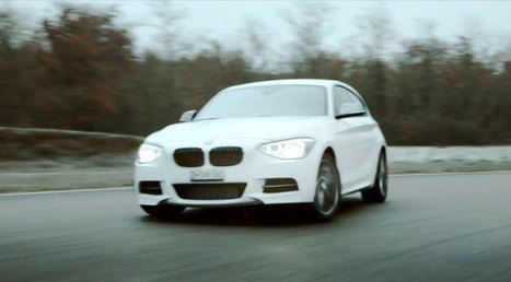 BMW M135i bids for world's fastest Christmas song | Mechanical Engineering | Scoop.it