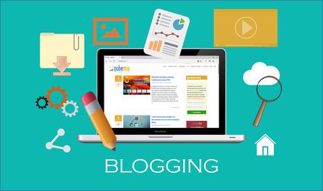 Blog en el aula: nuevas vías de comunicación con el alumno | TICs y educación | Scoop.it