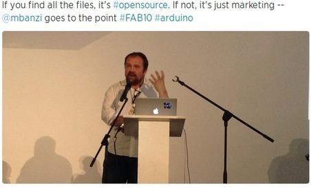 When One Project can be named Open Source Hardware? | Peer2Politics | Scoop.it