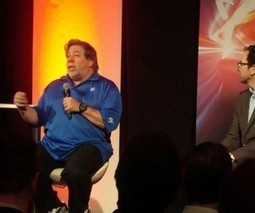 Woz talks iOS 7 and PRISM in an off the cuff airport interview | MarketingHits | Scoop.it