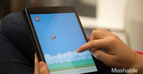 There's Already a 'Flappy Bird' Clone in Apple's New Swift Language | Gadgets that i need! | Scoop.it