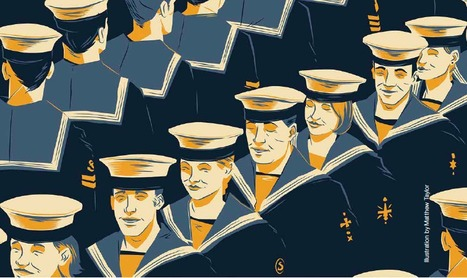 Leadership lessons from the Royal Navy | Coaching Leaders | Scoop.it