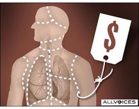 Combien vaut un corps humain? ~ Général Kulture!   Vente d'organes   Scoop.it