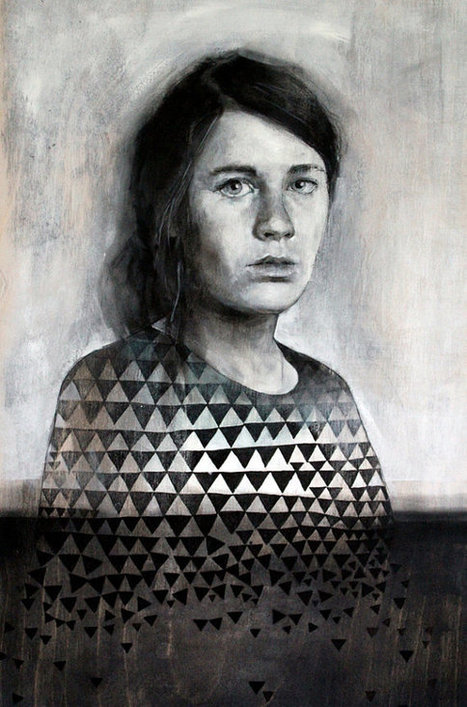 Original Painting Portrait Original Art | Etsymode | Scoop.it
