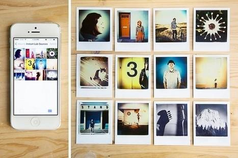 Transformer ses photos iPhone avec The Impossible Instant Lab - Journal du Design | Actualités sur les nouvelles technologies et les innovations web, réseaux sociaux , smartphones et tablettes | Scoop.it