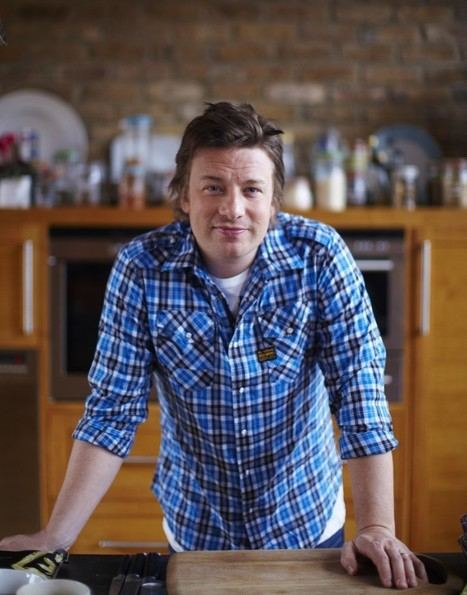 "Jamie Oliver Opens Zero-Waste Restaurant (""hope is menu is healthy too"") 