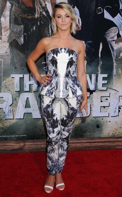 Julianne Hough: The Lone Ranger LA Premiere | Celebrity Fashion News | Scoop.it