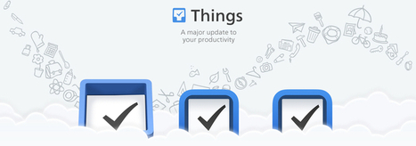 Things for iOS Now Free as Apple's Featured 'Free App of the Week' | Iphone Apps | Scoop.it
