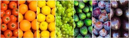 ผักผลไม้หลากสี | tast scoop.it | Scoop.it