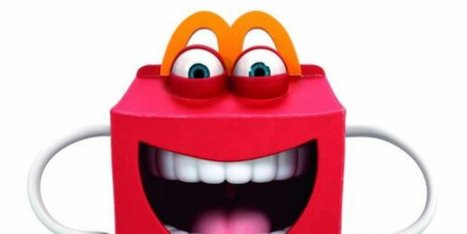 McDonald's Unveils Terrifying New Character Named 'Happy' - Huffington Post | Be Happy Live Happy | Scoop.it