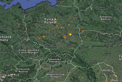 9 mapas interactivos para explorar el mundo en tiempo real | Cartografía | Scoop.it