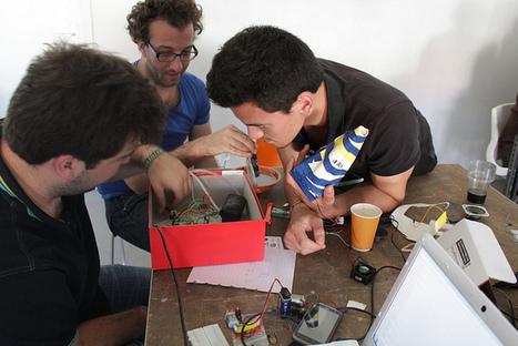 Summer Digital Art Workshops 2013   iMAL.org   DIY, Arduino & Processing   Scoop.it