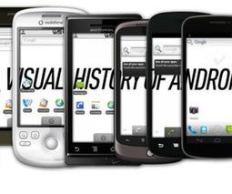 Android: A visual history | Aleksandr | Scoop.it