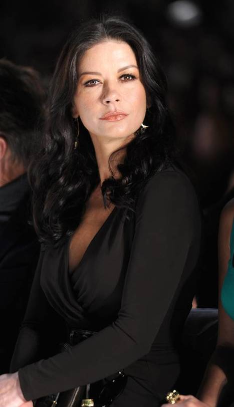 Catherine Zeta-Jones speaks out about her battle with manic depression   Surviving Trauma and Abuse   Scoop.it