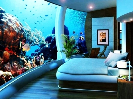 Meetings UNDER THE SEA? | Meetings, Tourism and  Technology | Scoop.it