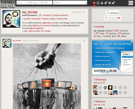 Creative Advisory the Biggest Italian Community for Creative ... | cread | Scoop.it
