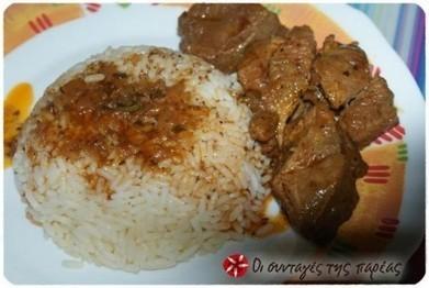 Ένα διαφορετικό κοκκινιστό χοιρινό | φαγητα | Scoop.it