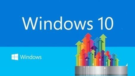 Kom in actie nu de GRATIS Windows 10 - UPGRADE nog beschikbaar is! | EuroSys Education | Scoop.it
