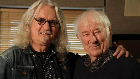 Television: Of mice and men – how a cartoon drew Billy Connolly and Seamus Heaney together | The Irish Literary Times | Scoop.it