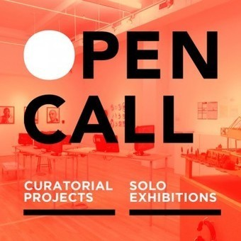 CUE announces two Open Calls for artists & curators