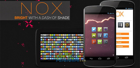 Nox (adw apex nova icons) v2.0.5 - Free APK Android Games | Android n Games | Scoop.it