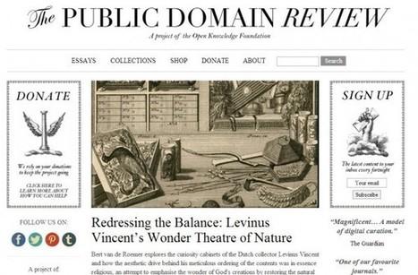 Una web con imágenes, libros, películas y grabaciones de dominio público   Documentos antiguos   Scoop.it
