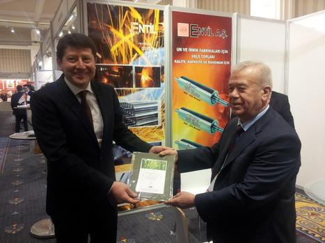 ENTİL Participated the Turkish Flour Industrialists' Federation 11. International Congress and Exhibition | Entil A.Ş. | Scoop.it