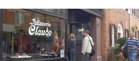 Watch This Touching Tribute To NYC's Endangered Patisserie Claude | Urban eating | Scoop.it
