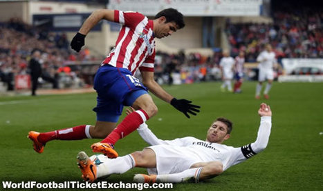 Champions League Final 2014 between Real Madrid and Atletico Madrid | UEFA Champions League | Scoop.it